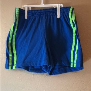 Other - Blue and green shorts. Perfect condition
